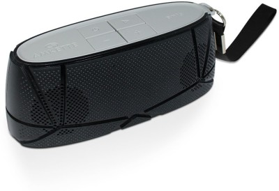 Amkette Trubeats Sonix T30 Portable Bluetooth Mobile/Tablet Speaker(Black-Grey, 2.1 Channel)