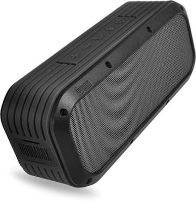 DIVOOM Voombox Outdoor Portable Bluetooth Mobile/Tablet Speaker(Black, 2.1 Channel)