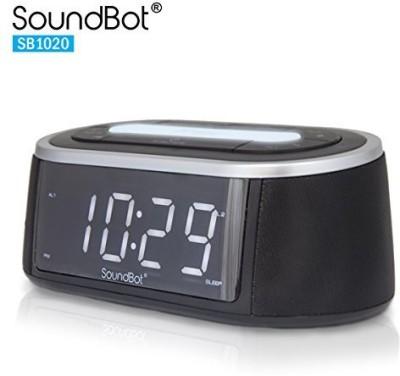 SoundBot SB1020 Portable Bluetooth Mobile/Tablet Speaker(Black, 2.1 Channel)