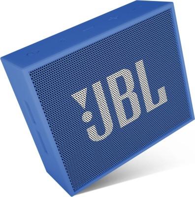 JBL GO Bluetooth Mobile/Tablet Speaker(Blue, 1 Channel)
