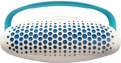 Corseca Blue Power 2 Portable Bluetooth Mobile/Tablet Speaker(White, 2 Channel Channel)