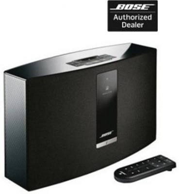 Bose SoundTouch 20 III Bluetooth Mobile/Tablet Speaker(Black, Mono Channel)
