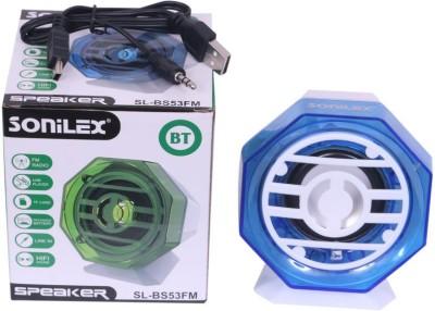 Sonilex Portable Music Player Portable Bluetooth Mobile/Tablet Speaker
