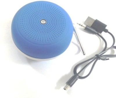 Tera byte Rave Portable Mobile/Tablet Speaker(Blue, 2.0 Channel)