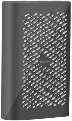 Portronics sound wallet Portable Bluetooth Mobile/Tablet Speaker(Grey, Single unit Channel)