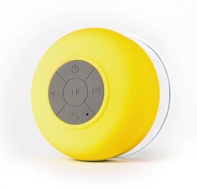 Junaldo Mini waterproof Portable BluetoothSpeaker Portable Bluetooth Mobile/Tablet Speaker(Yellow, 2.1 Channel)