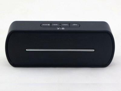 Nacon NAC Y8 Black Portable Bluetooth Mobile/Tablet Speaker
