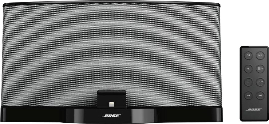 Bose SoundDock Series III Digital Mobile/Tablet Speaker(Black, Mono Channel)