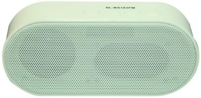 Sonilex SL-BS103 Portable Bluetooth Mobile/Tablet Speaker(Multicolor, NA Channel)