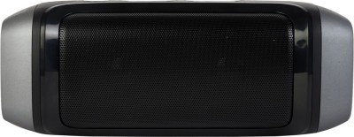 Corseca BluePower Portable Bluetooth Mobile/Tablet Speaker(Black, Stereo Channel)