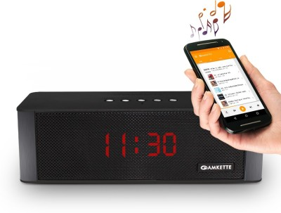 Amkette Trubeats Smart Wireless S50 Portable Bluetooth Mobile/Tablet Speaker(Black, 2.0 Channel)