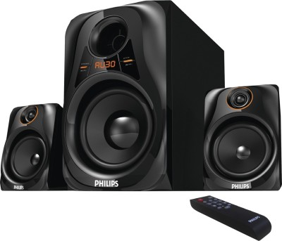 Philips MM2560F/94 (2.1 Channel) Home Audio Speaker