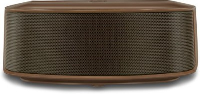 iBall Soundstar BT9 Portable Bluetooth Mobile/Tablet Speaker(Brown, Stereo Channel)