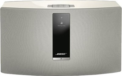 Bose SoundTouch 30 III Bluetooth Mobile/Tablet Speaker(White, 2.0 Channel) at flipkart