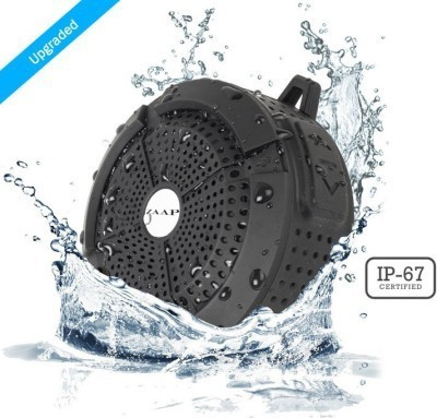 Zaap AQUA Outdoor IP67 Bluetooth Waterproof Portable Bluetooth Mobile/Tablet Speaker