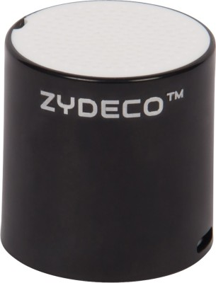 zydeco Smart Box Portable Bluetooth Mobile/Tablet Speaker(Silver, 2.0 Channel)