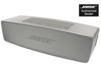 Bose SoundLink Mini BT II Portable Bluetooth Mobile/Tablet Speaker(Pearl, 2.0 Channel)