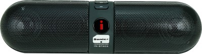 Sonics IN-BT603 Portable Bluetooth Mobile/Tablet Speaker(Black, single unit Channel)