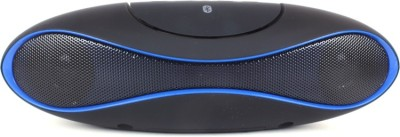 Callmate Portable Bluetooth Speaker (BTK1015DBSBL)