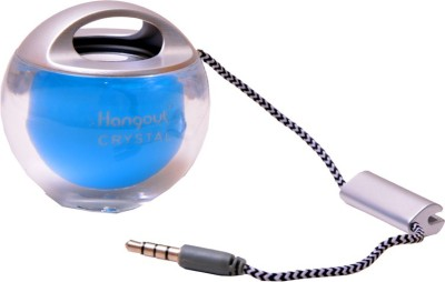 Hangout Crystal HOS-333 Mini Mobile Speaker