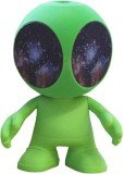 AGGadgets Alien Speaker Portable Bluetoo...