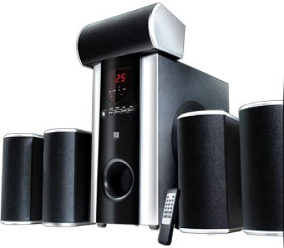 iBall Booster 5.1 USB/SD Multimedia Speakers