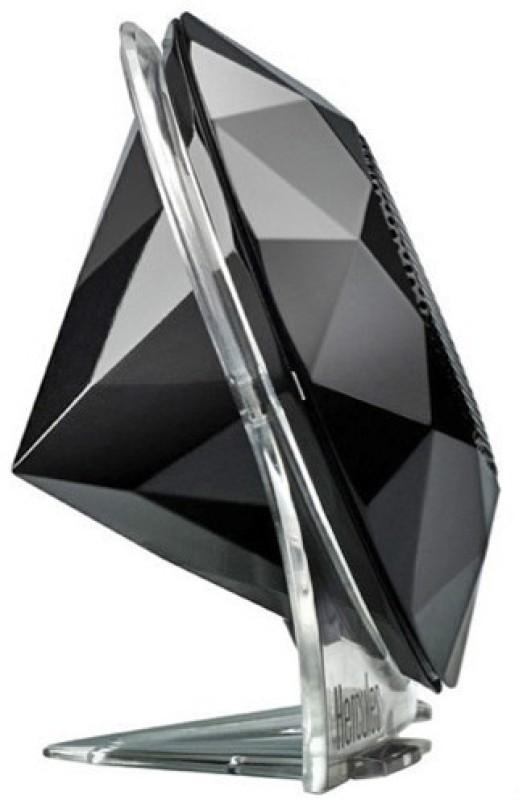 HERCULES XPS Diamond Portable Laptop/Desktop Speaker(Black, 2 Channel)