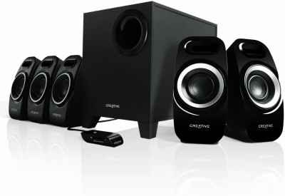 Creative Inspire T6300 5.1 Channel Multimedia Speakers