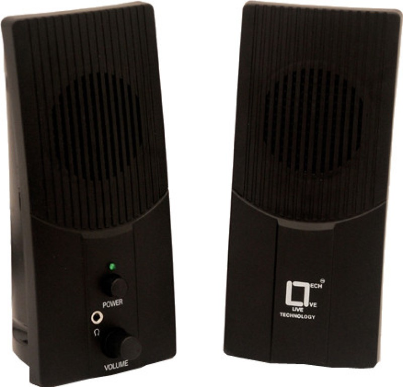 Live Tech LT 460 2.0 Multimedia Speaker(2 Channel)