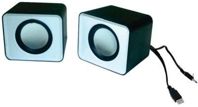 DIZIONARIO MEEC011213 Portable Laptop/Desktop Speaker