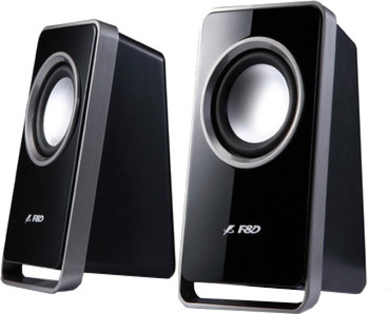 F&D V520 Portable Laptop/Desktop Speaker(2 Channel)