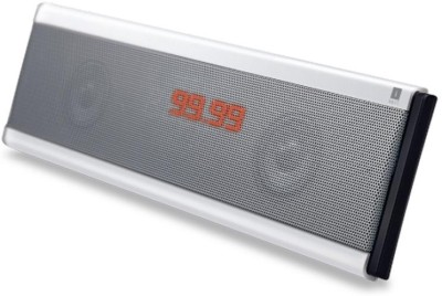 iBall Blu-Fi X7 Portable Bluetooth Mobile/Tablet Speaker(Silver, 1.0 Channel)