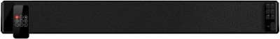 Portronics POR- 667 Sound Slick Portable Bluetooth Soundbar(Black, Stereo Channel)