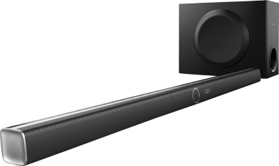 Philips HTL5160B Bluetooth Soundbar(Black, 3.1 Channel)