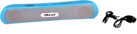 iNext IN-BT514 Portable Bluetooth Soundbar(Blue, Stereo Channel)