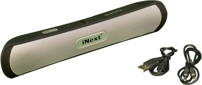 iNext IN-BT514 Portable Bluetooth Soundbar(Black, Stereo Channel)