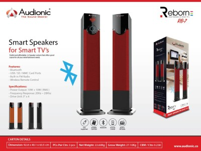 Audionic REBORNRB-7 Bluetooth Soundbar