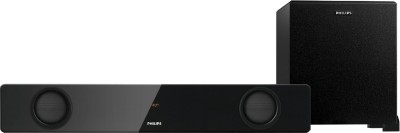Philips HTL1041 Bluetooth Soundbar(2.1 Channel)