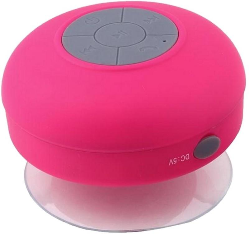 Elint W002P Portable Bluetooth Mobile/Tablet Speaker(Pink, 1.0 Channel)