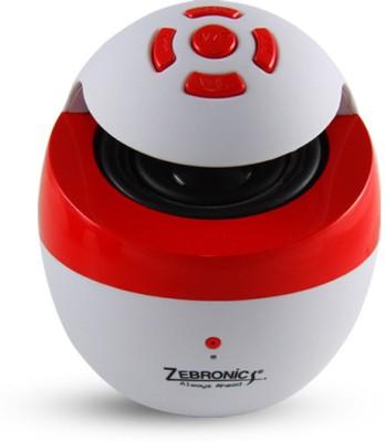 Zebronics Kettle Bluetooth Mobile/Tablet Speaker(Red, 1.0 Channel)