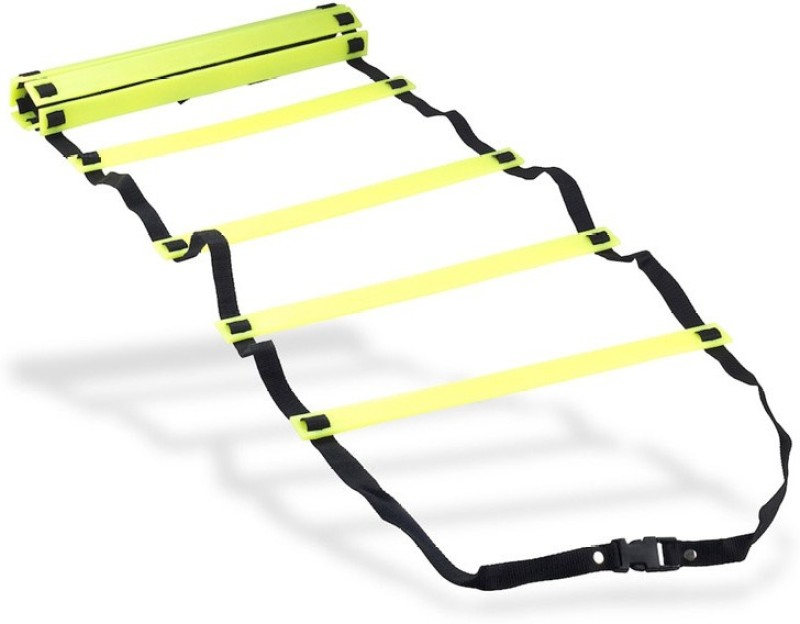 Sahni Sports Agility 4 Mtr Flat Adjustable Speed Ladder( )