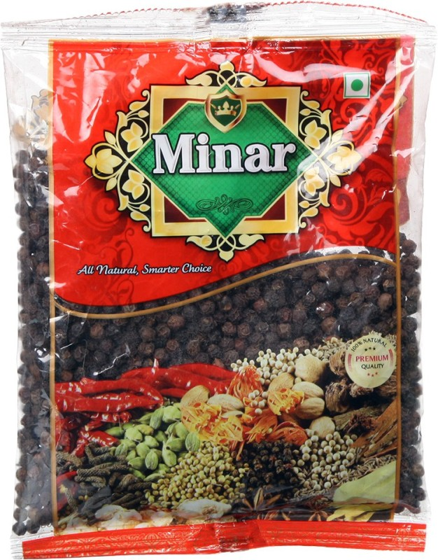 Minar Black Pepper Whole(100 g)