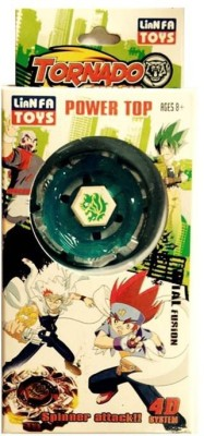 Turban Toys 4D Battle Turning Beyblade