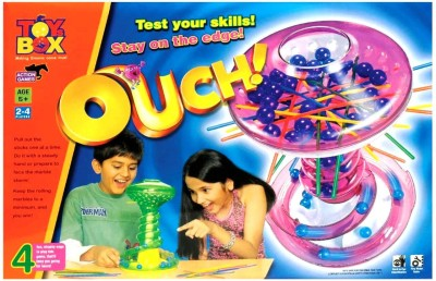 Jaibros ToysBox OUCH Action Game