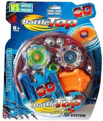 Fantasy India 6D Beyblade Stadium Battle