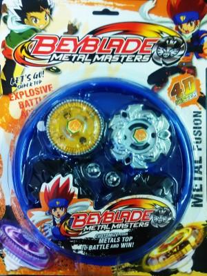 Per Te Solo Beyblade Metal Masters(Blue)