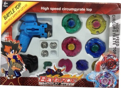 Krypton Battle top Shogun Steel Beyblade