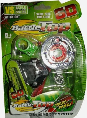 Shop & Shoppee 6D Battle Top Beyblade