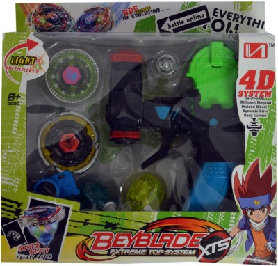 Tabu XTX Battle Top Beyblade