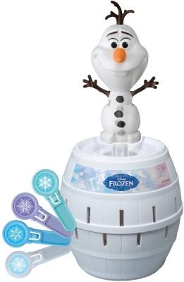 Tomy Frozen Pop Up Olaf